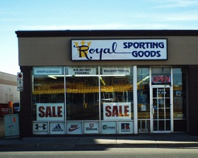 Royal Sporting Goods